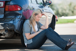 Image of a Reno car accident- call an experienced car accident attorney today if you have questions.