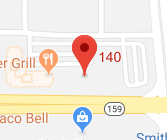 Las Vegas law office location on Google maps