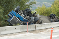 Spine and Brain Injuries Caused by Truck Accidents